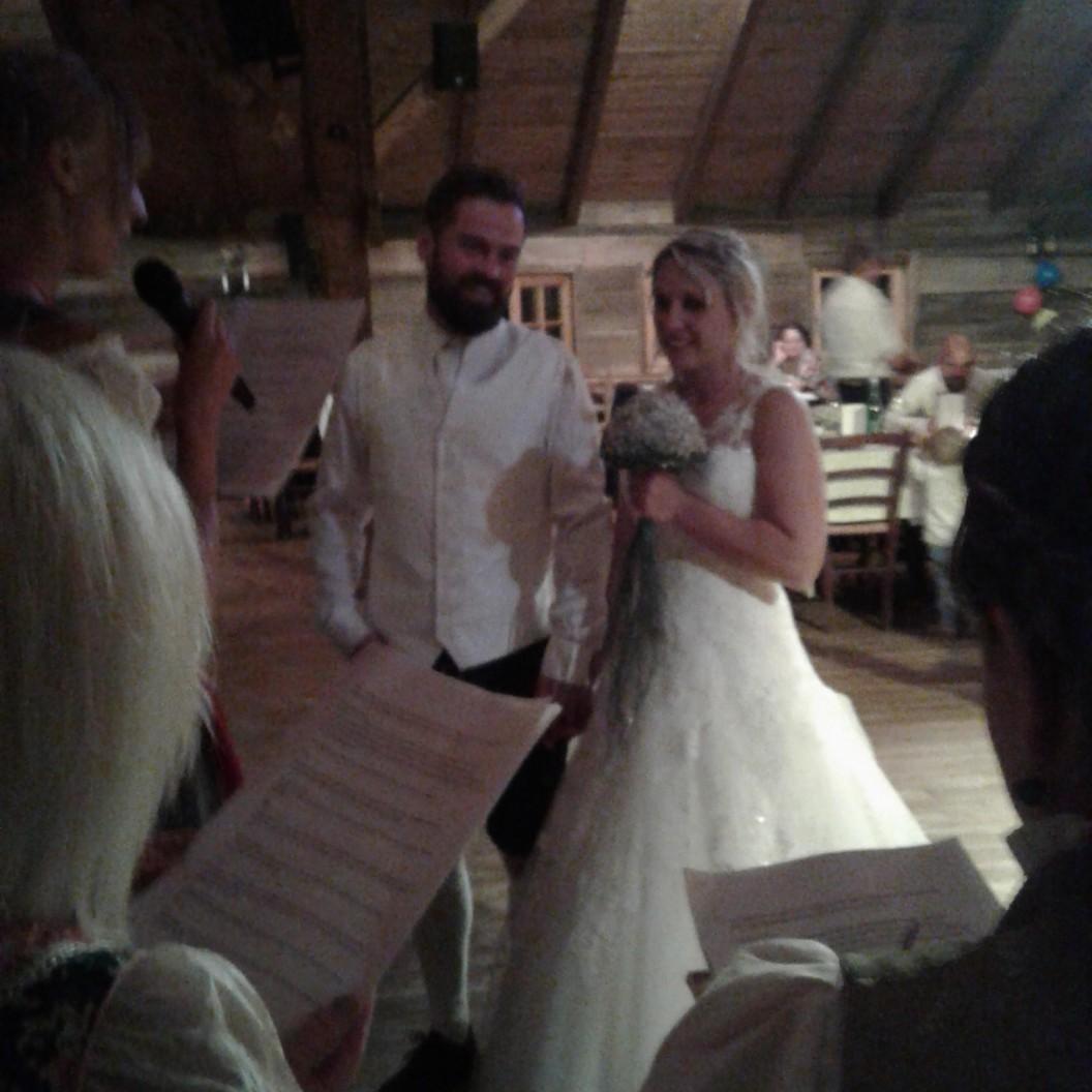 Hochzeit Christina u Thomas